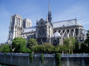 Paryžiaus Notre-Dame katedra