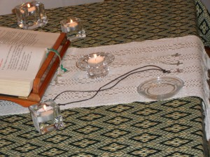Šv. Raštas, malda